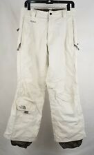The North Face Womens Hyvent Off White Ski Pants L