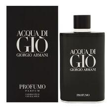Acqua Di Gio Profumo Giorgio Armani Men 6.08 6 oz 180 ml Eau De Parfum Spray Nib