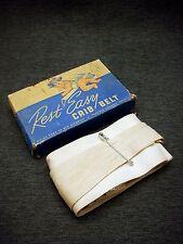 Vintage Crib Belt Rest Easy Infant Baby Sleeping Positioning Strap