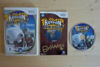 Wii - Rayman Raving Rabbids 2 - (OVP, mit Anleitung)