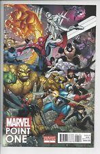 Marvel Point One #1 - NM - (9.6) 1st Sam Alexander Nova - Bradshaw Variant