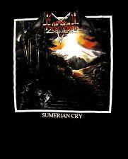 TIAMAT cd cvr SUMERIAN CRY / BAND PHOTO BACK Official SHIRT LRG new