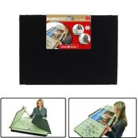 Puzzle Table Case 1500 Pieces Jigsaw Board Portable Transport Storage Box