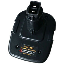 DCA1820 20V to 18V Battery Adapter for Dewalt DC2PAKCA DC3CKITA DC4CKITA DC6KITA