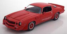 1:18 Greenlight Chevrolet Z28 Yenko Turbo Z 1981 red