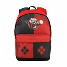 DC Harley Quinn Puddin Laptop Backpack School Bag - Suicide Squad Lil Monster