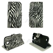 Wallet Belt Flip PU Leather Case Cover for Samsung I9500 I9505 Galaxy S4 S-4
