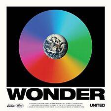 HILLSONG UNITED CD - WONDER (2017) - NEW UNOPENED - CHRISTIAN