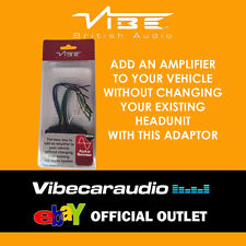 Vibe Critical Link Speaker to RCA Line Convertor 4 Channel LOC4-V4