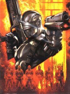 IDW Comics Gi Joe Snake Eyes Volume 2 Issue No 09 Cover A January 2012