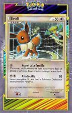 🌈Evoli - HS04:Indomptable - 48/90- Carte Pokemon Neuve Française