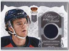 13-14 Crown Royale Jonathan Huberdeau Jersey Heirs To The Throne 2013