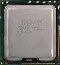Intel Core I7-980 SLBYU 3.33 GHZ / 12M/ 4.80 LGA 1366 Processor