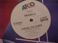 Trans X Living On Video 12""