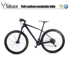 Tideace 29er Full Carbon Fiber Mountain Complete Bicycle T800 Carbon MTB Bikes