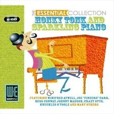 VARIOUS ARTISTS - HONKY TONK PIANO: ESSENTIAL COLLECTION NEW CD
