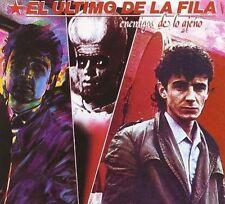 EL ULTIMO DE LA FILA - ENEMIGOS DE LO AJENO USED - VERY GOOD CD