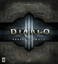 Diablo 3 III: Reaper Of Souls - Collector's Edition [PC-DVD MAC Computer, RPG]