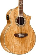Exotic Wood Series EW2012ASENT 12-String Acoustic-Electric Guitar