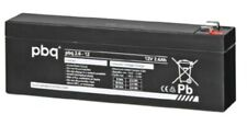 PBQ2.6-12 12V 2,6Ah VRLA Battery accumulateur plomb AGM etanche
