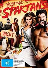 Meet The Spartans - (Uncat) Comedy / Adventure / Sword & Sandal Epics - NEW DVD