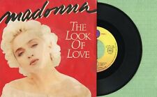 MADONNA The Look Of Love , I Know It' SIRE 928-115-7 Pressing Spain 1987 Single