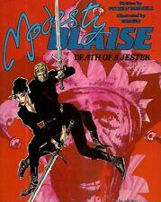 MODESTY BLAISE. Death Of A Jester