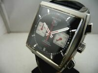 TAG HEUER CRONO MONACO RACING Red Hands