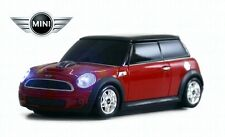 Mini Cooper S Wireless Car Mouse Red - Officially Licensed - Father's Day Gift