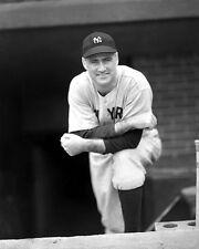 New York Yankees EARLE COMBS Glossy 8x10 Photo Baseball Print Poster Portrait