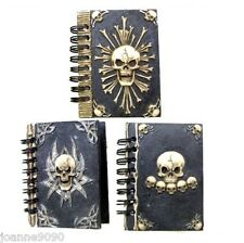 NEMESIS NOW LOS MUERTOS NOTEBOOK SET DAY OF THE DEAD JOURNAL GOTHIC FANTASY