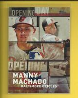 Manny Machado  2018 Topps Series 1 Opening Day Insert Card # OD-29  Padres MLB