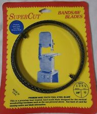 """Northern Supercut Carbon Replacement Band Saw Blade-128-1/4"""" L * 3/4"""" W NEW"""