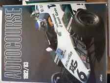 Autocourse 1982-1983