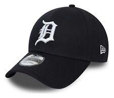 New Era - MLB Detroit Tigers League Essential 39Thirty Stretch Cap - Blau