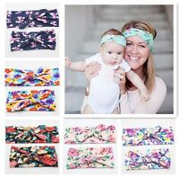 New Baby Mother Headband parent-child Hair band fashion baby hair Accessories