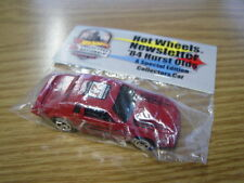 2017 Hot Wheels 17th Nationals Convention baggie Newsletter 84 Hurst Olds