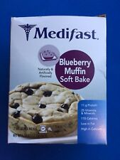 Medifast Blueberry Muffin Soft Bake - 7 Meals - Fresh!  FREE SHIPPING!