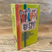 SEALED Pro Set The Offical Card Football 1990/1991 Collector Cards