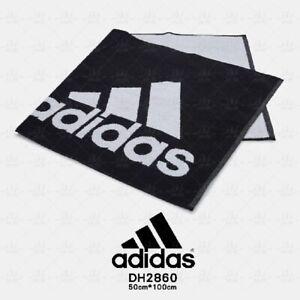 ADIDAS Towel S Towel Black White DH2860