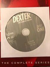 Dexter - Season 4, Disc 1 REPLACEMENT DISC (not full season)