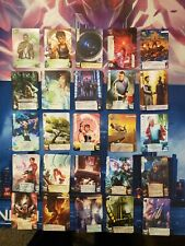 Android Netrunner Promo Alt Art Collection - 56 cards! Rare M/NM