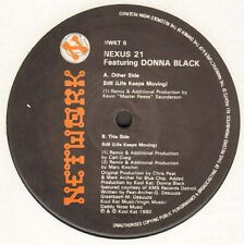 Nexus 21 Feat Donna Black - Still (Life Keeps Moving) (The Detroit Remixes)