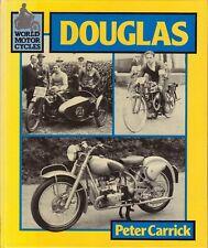 Peter Carrick ~ DOUGLAS ~ 1982 World Motor Cycles First Edition Hardback