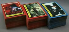 1983 Topps STAR WARS RETURN OF THE JEDI 288 Trading Cards INDIVIDUALLY SOLD!