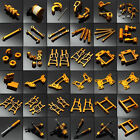 Gold Upgrade Spare Parts For HSP Redcat 1:10 RC Racing Buggy Truck Truggy Car