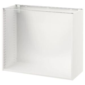 "Brand New IKEA SEKTION Base Cabinet Frame in White 36x14 3/4x30 "" 702.653.89"