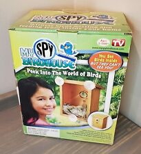 MY SPY BIRDHOUSE As Seen on TV NEW Bird House Peek Into the World of Birds