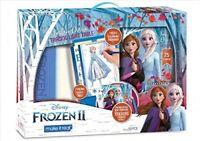 Disney Frozen 2 Bocetos con Luz Mesa Artes y Manualidades Boceto Libro 9 Piezas