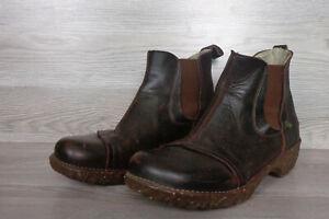 El Naturalista yggdrasil Chelsea Boots, braun, Gr.41
